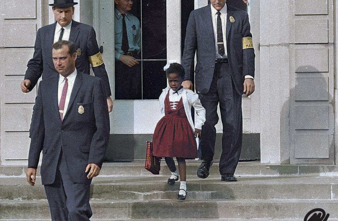 Ruby Bridges, 1960