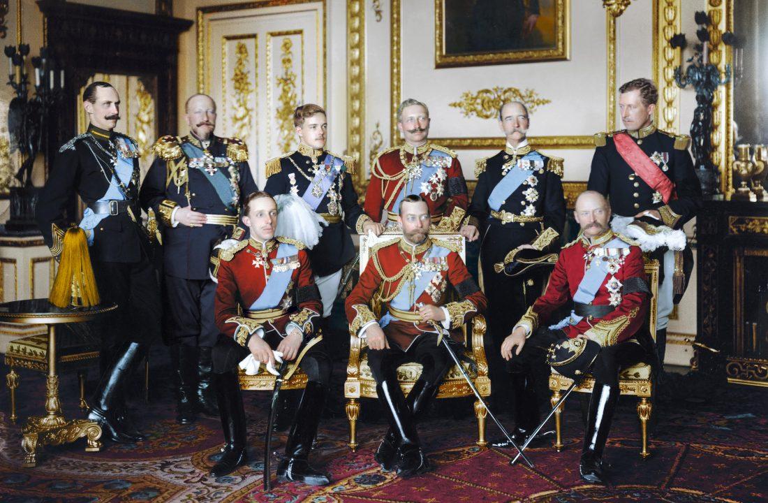 The Nine Kings